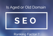 Aged or Old Domain an SEO Ranking Factor