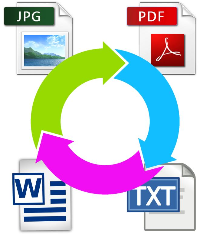 convert picture to jpeg from word