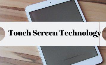 touch screen technology